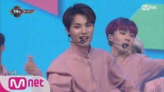 [14U - Don't be pretty] KPOP TV Show | M COUNTDOWN 180322 EP.563 - Stafaband