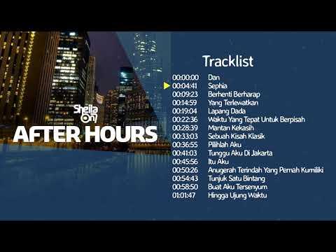 Kompilasi Lagu Sheila On 7 | After Hours