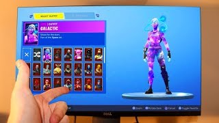 How To Get The NEW GALAXY SKIN In Fortnite.. (Galaxy Skin V2)