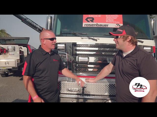 Rosenbauer Group Rescue with FireTech Brow Light - Sudlersville Volunteer Fire Department
