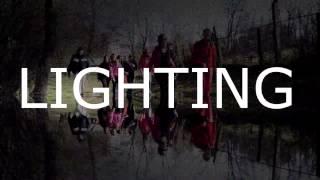 Cash Cash - Lightning [LYRICS VIDEO]