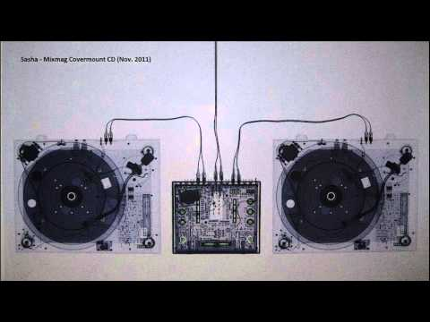 Sasha - Mixmag Covermount CD (Nov. 2011)