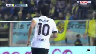 Video Gol Pertandingan Villarreal vs Valencia CF