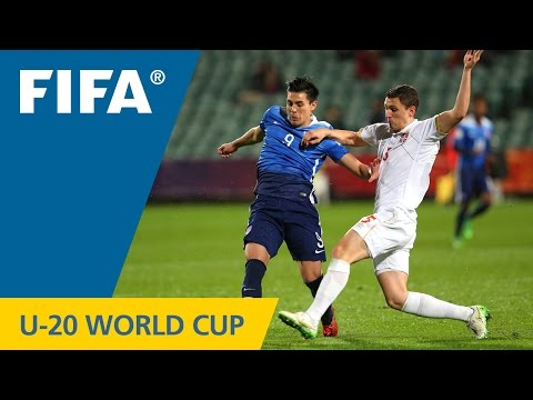 USA v. Serbia - Match Highlights FIFA U-20 World Cup New Zealand