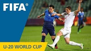 USA v. Serbia - Match Highlights FIFA U-20 World Cup New Zealand