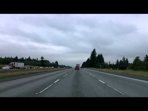 Bellingham to Snohomish: I-5, US-2, WA-9 Washington Time Lapse Drive