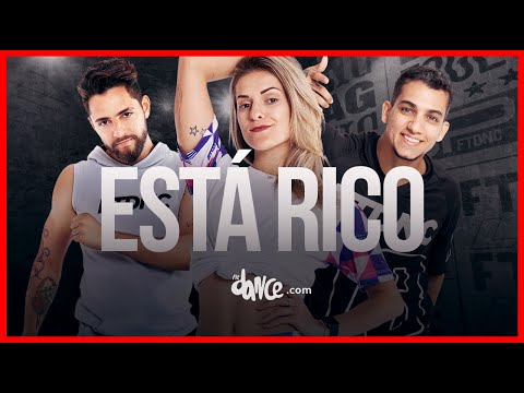 Está Rico - Marc Anthony, Will Smith, Bad Bunny | FitDance SWAG (Choreography) Dance Video