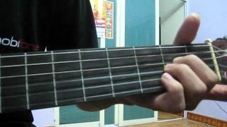 Giọt đắng (Bức tường) - Hướng dẫn đệm guitar