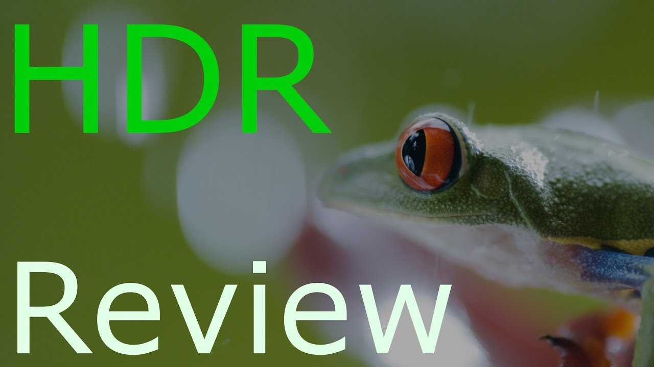 Real 4K HDR: Planet Earth II HDR Review (Chromecast Ultra)