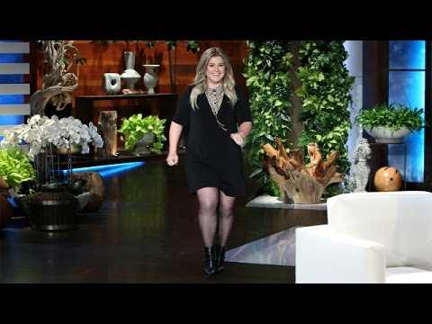Kelly Clarkson On Her Growing Family