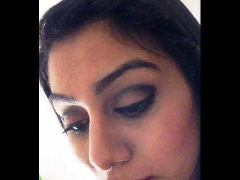 How to | black cut-crease eyeshadow using eyeliner ... - photo #25