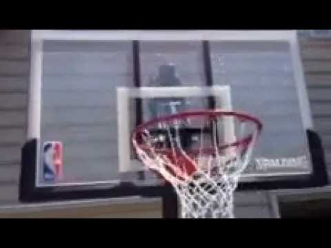 Spalding Portable Basketball Hoop Assembly Service In Baltimore By