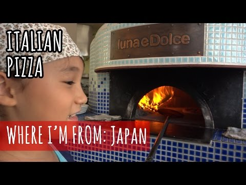 Making Authentic Italian Pizza... in Japan