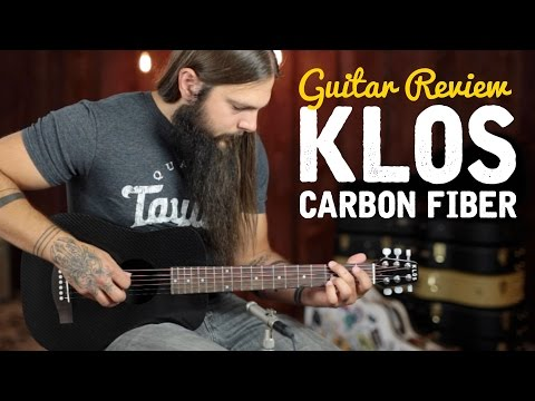 Klos Carbon Fiber ★ Guitar Review