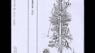 Cremation Lily - Velvet Pillow