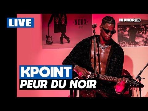 Youtube: Kpoint – Peur du noir (Live session)
