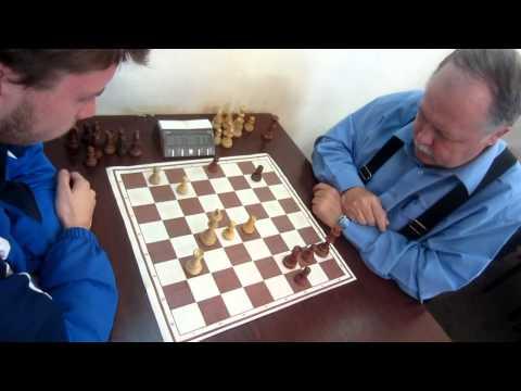 chess blitz IM Goganov   GM Malinin