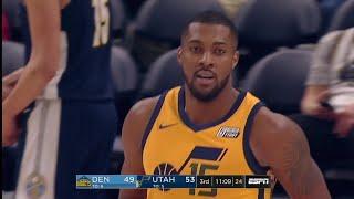 3rd Quarter, One Box Video: Utah Jazz vs. Denver Nuggets