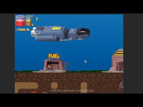 Drill Baby Drill - Motherload #1 (2004, PC Flash)