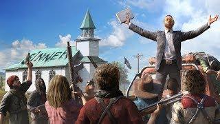 Far Cry 5 - начало игры (PS4 Pro)