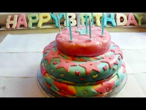 gâteau-d'anniversaire-pièce-montée
