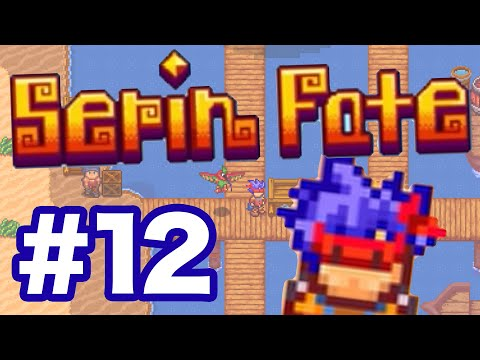Serin Fate(α) Walk-through #12 -Explore Beach and get Rope- |