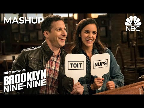 Brooklyn Nine-Nine - Jake and Amy's Toit Nups (Mashup)