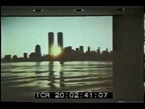 Leslie Robertson WTC collapse Presentation