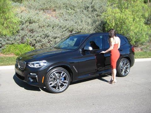"""2018 BMW X3 M40i Next Generation / Exhaust Sound / 21"""" M Wheels / BMW Review"""