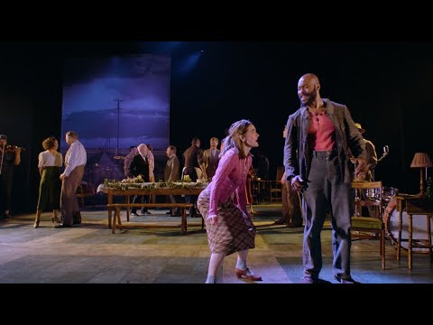 GIRL FROM THE NORTH COUNTRY | West End trailer