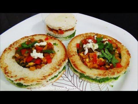 Evening Snacks Recipe in Tamil - Bread Sandwich Recipe ...