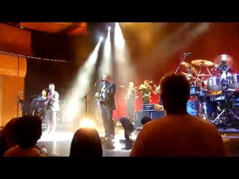 Level 42 - Guaranteed (live) at the Sage in Gateshead 2016