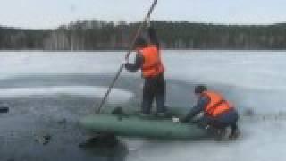 В озере Кысыкуль утонул мужчина 9.04.17