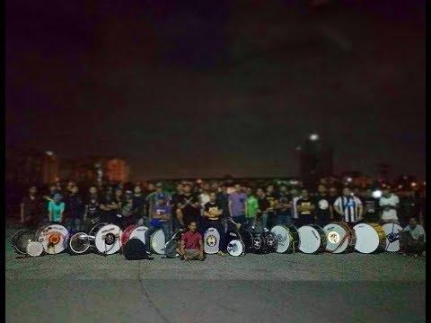 Ultras Malaya - Drumline Training Intro