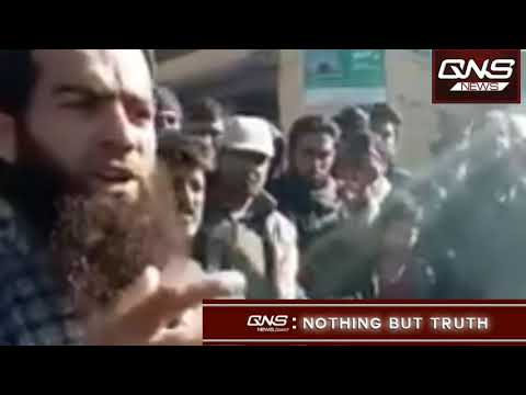 VIDEO VIRAL ON SOCIAL MEDIA:- PUBLIC PROTEST AGAINST DIPER COMPANY