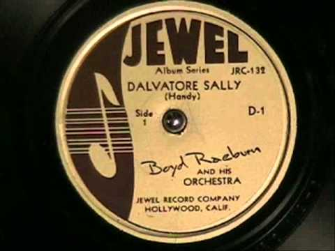 DALVATORE SALLY by Boyd Raeburn 1946 JAZZ