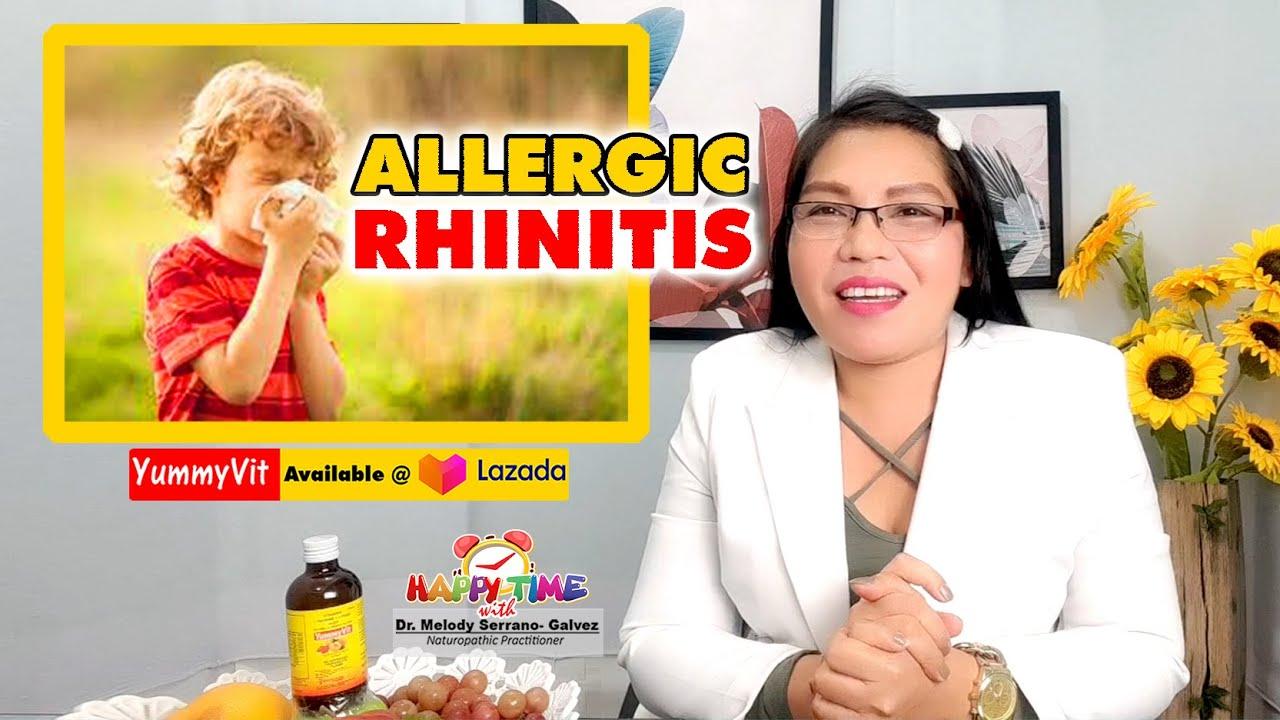Download Allergic Rhinitis: Bahing ng bahing si Baby?