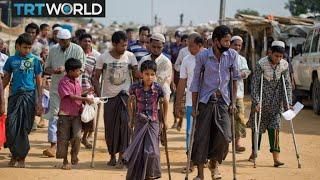 Ramadan 2018: Rohingya Muslims celebrate as best they can