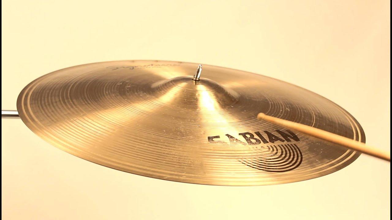 sabian signature 22 liquid ride cymbal w 3 rivets for sale youtube. Black Bedroom Furniture Sets. Home Design Ideas