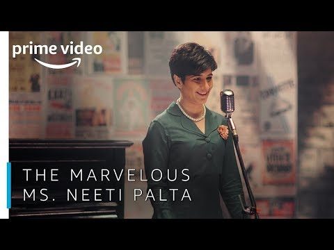 The Marvelous Ms. Neeti Palta | Amazon Prime Video India
