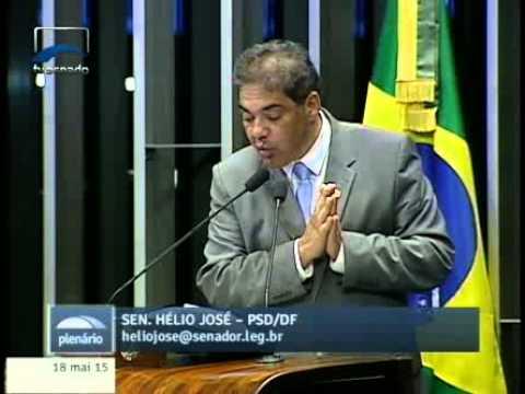 Senador Helio José anuncia uso de energia solar no metrô de Brasília