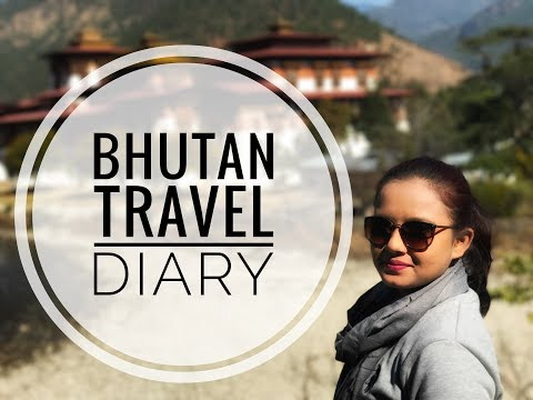 BHUTAN | Travel Diary | Winter Destinations | GLOBETROTTING HEELS