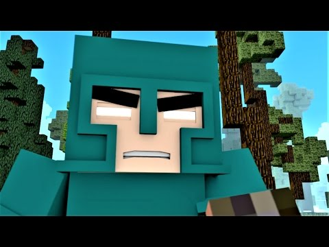 "Thumbnail: Minecraft Song and Minecraft Animation ""Little Square Face 4"" Top Minecraft Songs"