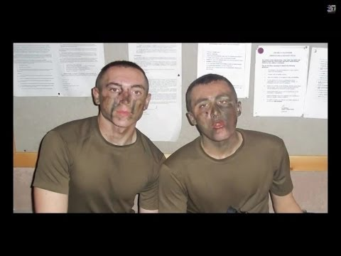 British Army Basic Training Part 6 BattleCamp and Bayonet Training 'Civi To Soldier