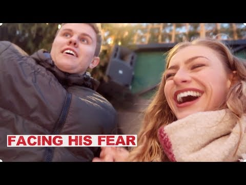 DEALING WITH STRESS & ANXIETY | JAMES FACES HIS FEAR!