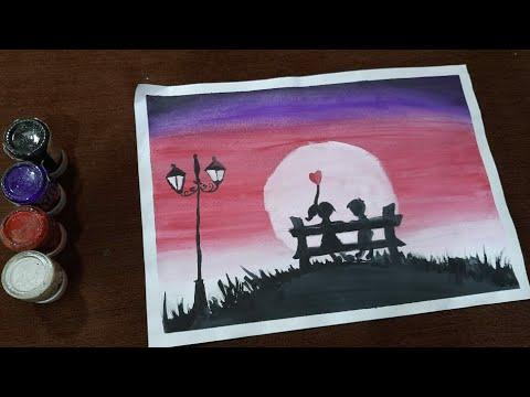 Cute Easy Painting Ideas For Couples Novocom Top