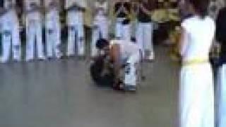 Roda de capoeira...