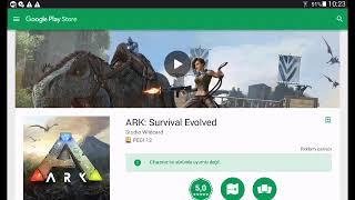 Ark:Survival Evolved Mobile Çıktı