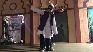 Naman Sharma & Friends Group Ganpati Dance Performance At Kumar Puram Society Mukund Nagar Pune