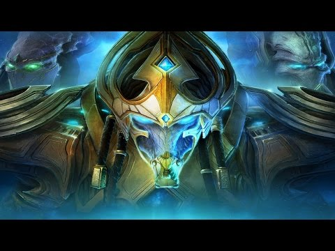 StarCraft 2: Legacy of the Void - Opening Cinematic